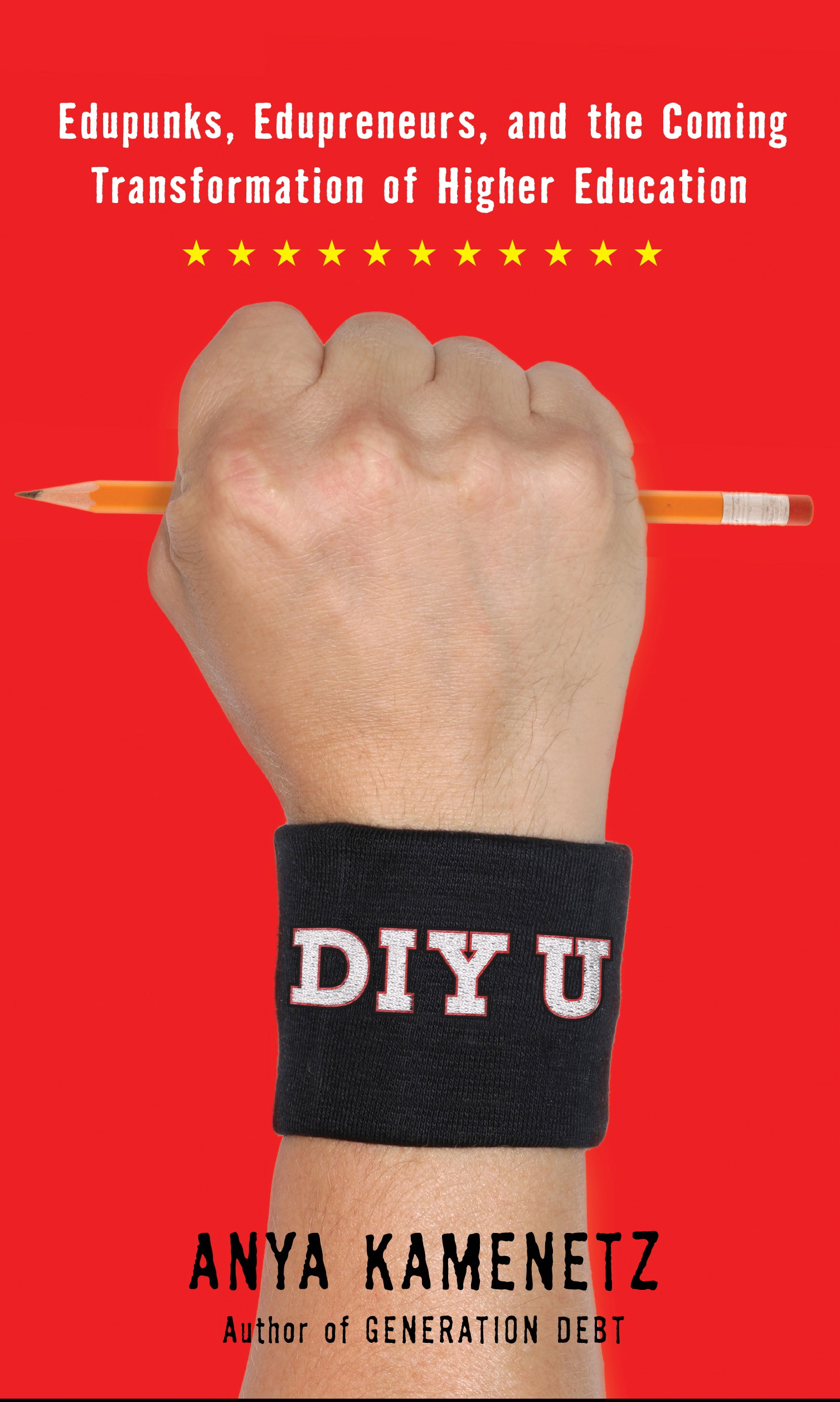 DIY U: Edupunks, Edupreneurs, and the Coming Transformation of Higher Education, Kamenetz, Anya